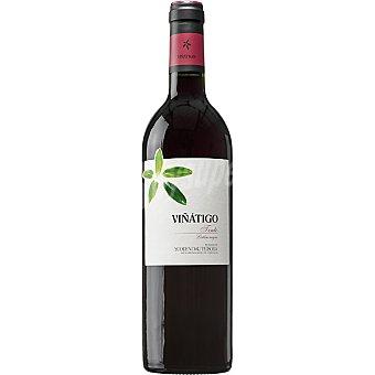 Viñatigo Vino tinto joven Tenerife botella 75 cl 75 cl