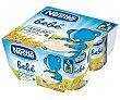 Yogur de cereales Bebé Pack 4 x 100 g Nestlé