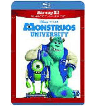 Disney Monsters University BR 3D+  2D
