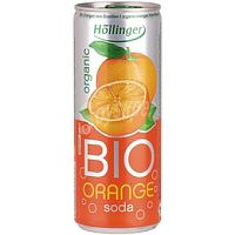 HOLLINGER Refresco naranja 250ml