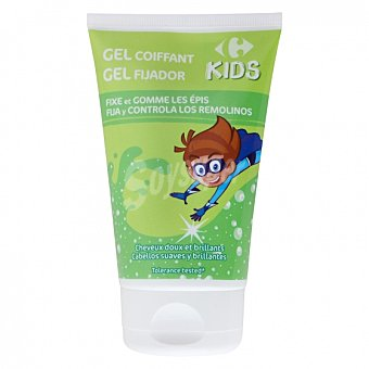 Carrefour Gel fijador kids 125 ml 125 ml