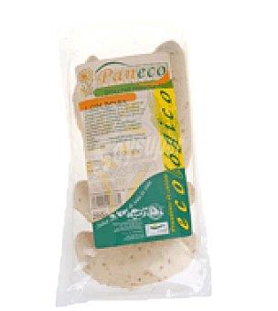 Paneco Bollito trigo con soja ecológico Pack de 4x50 g