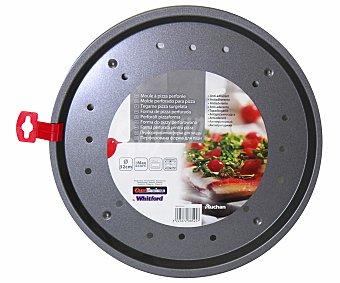 Auchan Molde base de pizza antiadherente. 32 centímetros de diámetro 1 Unidad
