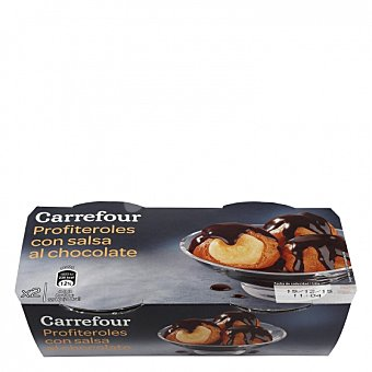 Carrefour Profiteroles 160 G 160 g