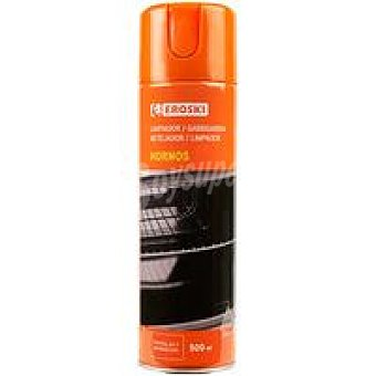 Eroski Limpia hornos Spray 500 ml