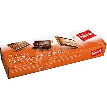 WERNLI Choco Petit Beurre galletas con chocolate Suizo  estuche 100 g