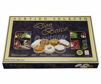 San Juan Bosco Surtido NAVIDAD,, 2100gr 2100GR