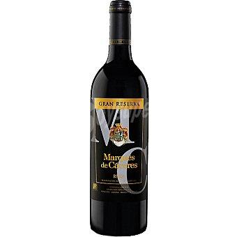 Marqués de Cáceres Vino Tinto Gran Reserva Rioja Botella 75 cl