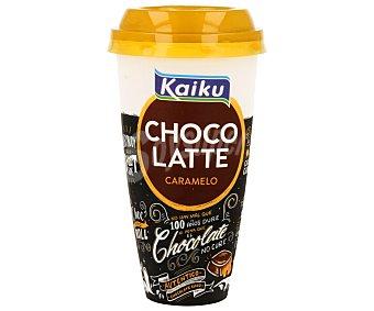 Kaiku Choco latte caramelo Vaso de 230 ml