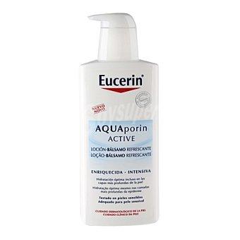 Eucerin Loción-bálsamo refrescante Aquaporin textura intensiva 400 ml