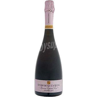 Dominio de la vega Cava brut rosado reserva especial de Valencia botella 75 cl botella 75 cl