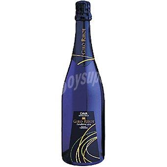 Giro Cava brut Ribo Tendencias Botella 75 cl