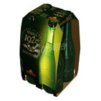 ALHAMBRA 1925 Cerveza especial botella 4x33cl