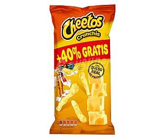 Cheetos Matutano Crunchis, aperitivo de maíz horneado con sabor a queso 100 Gramos