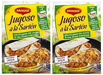 Maggi Jugoso a la sartén hierbas Sobre 23.4 gr