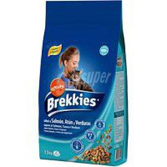 Brekkies Affinity Mix de pescado Saco 1,5 kg