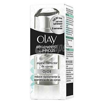 Olay Crema Luminous ojeras Dosificador 15 ml