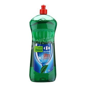 Carrefour Limpiavajillas concentrado verde 1,5 l
