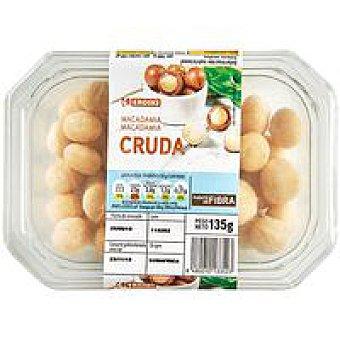 Eroski Nuez de macadamia Tarrina 135 g
