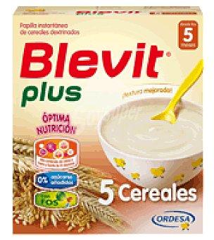 Blevit Papilla 5 cereales Plus 600 g