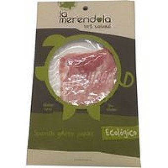La Merendola Lomo cocido de cerdo Bio Sobre 75 g