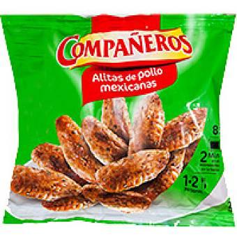 Compañeros Alitas mexicanas microondables Bolsa 250 g