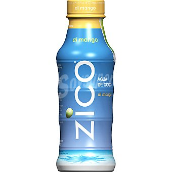 ZICO Agua del coco al mango botella 414 ml Botella 414 ml