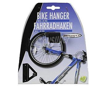EDCO Gancho para colgar bicicletas, soporte hasta 23kg 1 unidad
