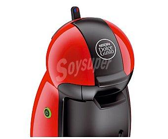 DOLCE GUSTO PICCOLO Cafetera de cápsulas krups KP1006 piccolo Roja, 15 bares de presión, sistema de cápsulas Nescafe Dolce Gusto, prepara bebidas frías y calientes, deposito con capacidad de 0.8 litros 0.8 litros