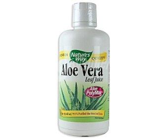 NATURE´S WAY Zumo Aloe Vera Biológico 1 Litro