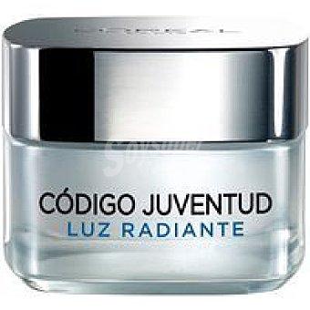 Código Juventud L'Oréal Paris Crema facial Lumiere Tarro 50 ml