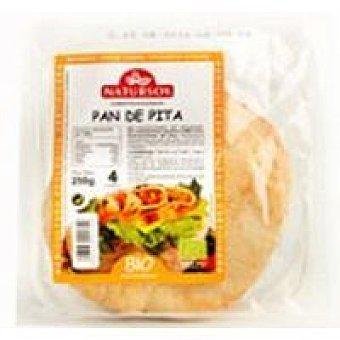 Natursoy Pan de pita Paquete 250 g