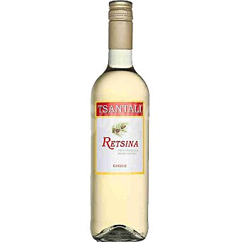 Tsantali Retsina vino blanco Grecia botella 75 cl Botella 75 cl