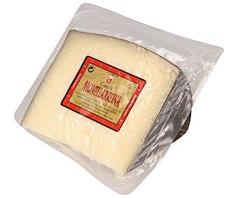 Montelarreina Queso curado de vaca, cabra y oveja en cuña 375 gramos