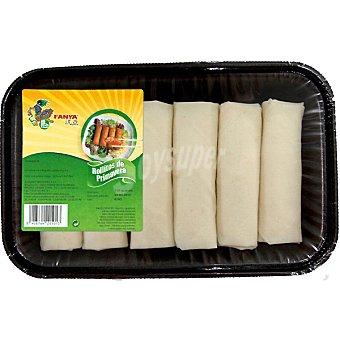 Fanya Rollitos de primavera con repollo Bandeja 6 unidades
