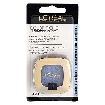 L'Oréal Sombra de ojos color riche nº 404 Pop 1 ud