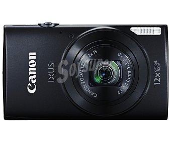 "CANON IXUS 170 Cámara compacta 20 Megapixeles, Zoom óptico 12x, Zoom digital 4x, pantalla 2.7"", color negra"