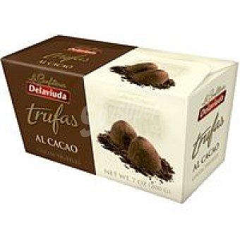Delaviuda Trufas al cacao Caja 200 g