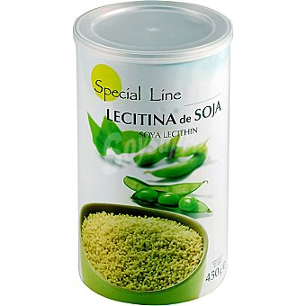 Special Line lecitina de soja granulada  bote 450 g
