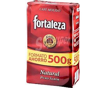 Fortaleza Café molido natural Paquete 500 g