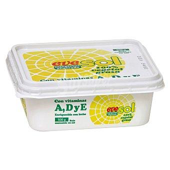 Evesol margarina sin sal tarrina 500 g