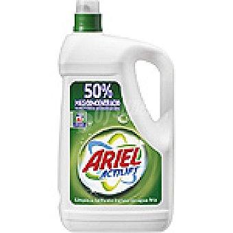Ariel Detergente máquina líquido con actilift concentrado Botella 63 dosis
