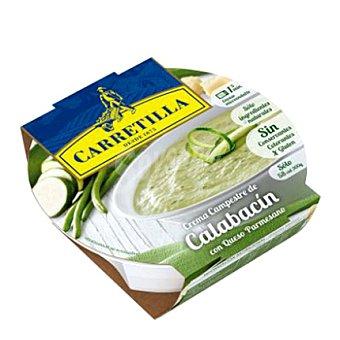 Carretilla Crema campestre de calabacín con queso parmesano 300 g