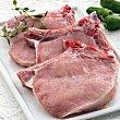 Coren chuletero sin cabeza de cerdo de crianza tradicional y alimentación natural con castañas 100 gramos Selecta