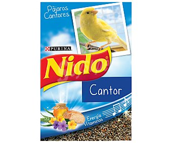 Purina Nido Alimento para pájaros cantores Caja de 150 gramos