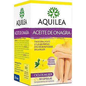 Aquilea Aceite de onagra calidad 1ª prensada caja 90