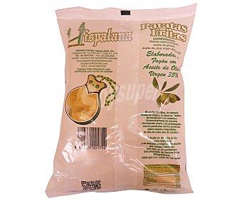 Hispalana Patatas fritas elaboradas a fogón en aceite de oliva 150 Gramos