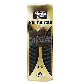 Inpanasa Palmeritas cacao 240 G