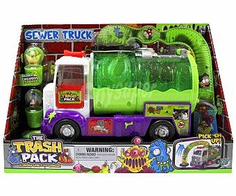 GIOCHI PREZIOSI Camión Cuba Trash Pack S7, Los Basurillas 1 Unidad