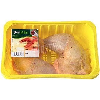 BONPOLLO Muslos de pollo  bandeja 500 g peso aproximado